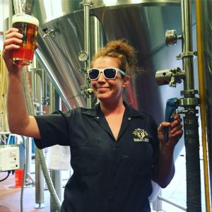 Untapped: Ashley Smith, Head Brewer at Barley Mow Brewing Company