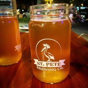 A Day of Beer Drinking in Downtown St Pete