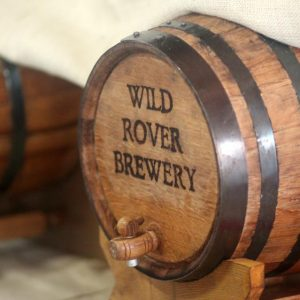 Untapped: Wild Rover Pub and Brewery
